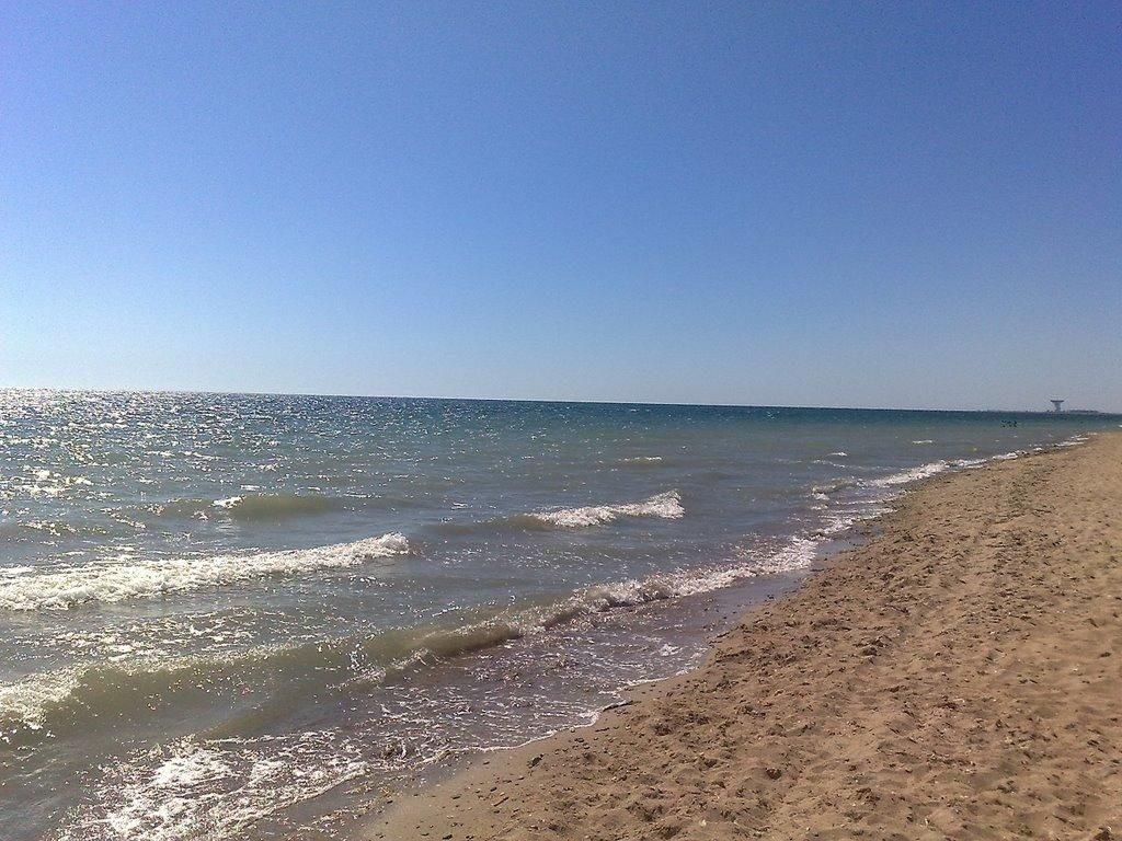 Антарес Евпатория Заозерное Пляж (2)